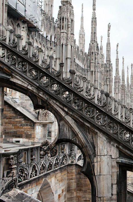 Milan Hidden paradises