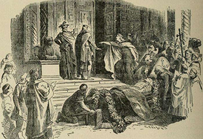 Siegfried and Kriemhild part 5